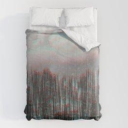 Heavy rain mode glitch Comforters
