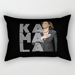 Kamala Harris vote Rectangular Pillow