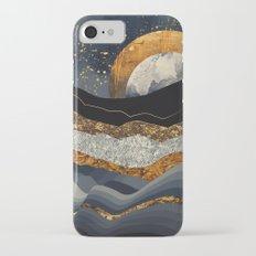 Metallic Mountains iPhone 8 Slim Case