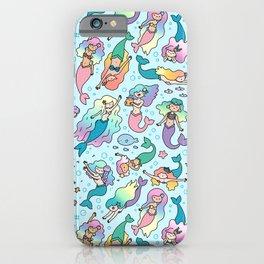 Magical Mermaids iPhone Case
