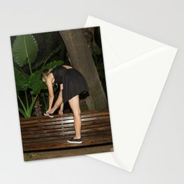 Slow Dancing Society Stationery Cards