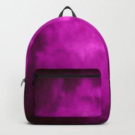 Purple Rain Clouds Backpack