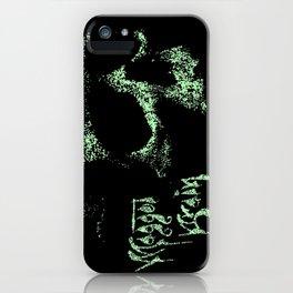 Maggot Brain Skull iPhone Case