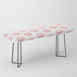 Coral Lips Bench