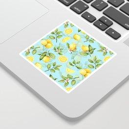 Vintage & Shabby Chic - Lemonade Sticker