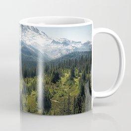 Mountain, Scenic, Eunice Lake, National Park, Parks 2016 Coffee Mug