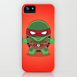 Raphael iPhone Case