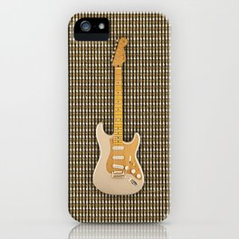Stratocaster Classic Player  iPhone Case