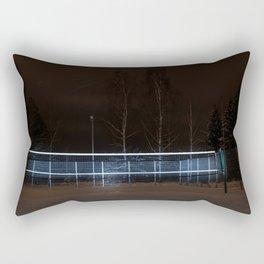 Pew Pew Pew Rectangular Pillow
