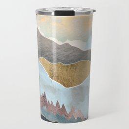 Winter Light Travel Mug