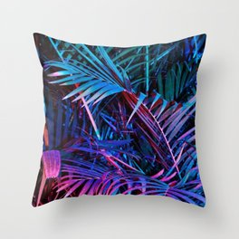 Palm Aesthetic 1 Throw Pillow