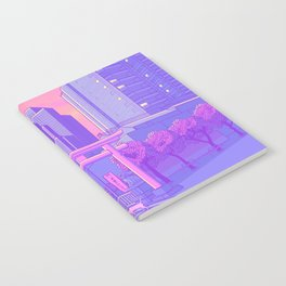 Roppongi Light Notebook