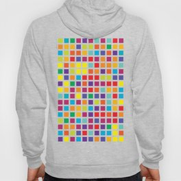 City Blocks - Rainbow #494 Hoody
