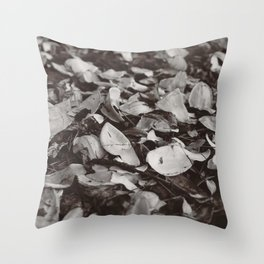 Petals Throw Pillow