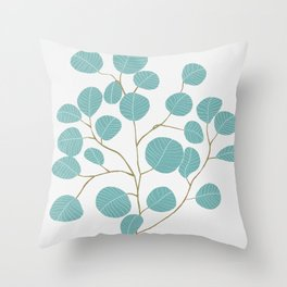 Eucalyptus No. 1 Throw Pillow