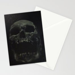 to die will be an awfully big adventure Stationery Cards
