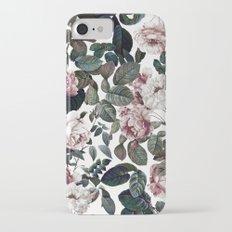 Vintage garden iPhone 8 Slim Case