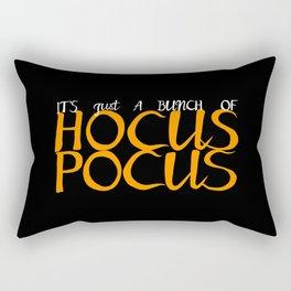 Halloween Hocus Pocus Rectangular Pillow