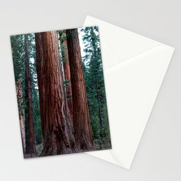 The Word For World Is Forest Stationery Cards