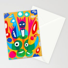 Life is a parade Stationery Cards