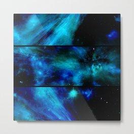 Windows To A Space View Metal Print