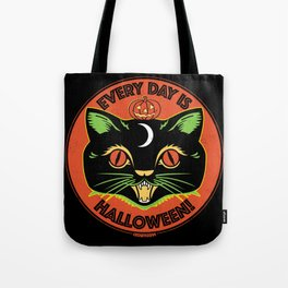 Every Day is Halloween Tote Bag