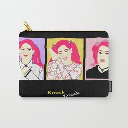 Knock Knock! Dahyun Version Carry-All Pouch