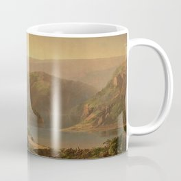 Morning in the Blue Ridge Mountains by William Louis Sonntag Coffee Mug