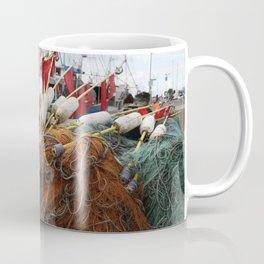 Fischernetz Coffee Mug