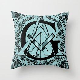 Capitol G Throw Pillow