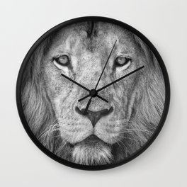 Lion 5716 Wall Clock