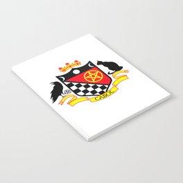 Cabot Crest Color Notebook