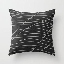 Black series 003 Throw Pillow