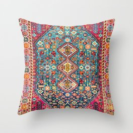 N131 - Heritage Oriental Vintage Traditional Moroccan Style Design Throw Pillow