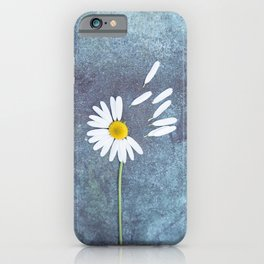 Daisy III iPhone Case