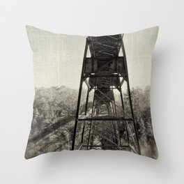 trestle Throw Pillow