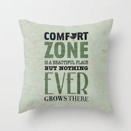 The Comfort Throw Pillow