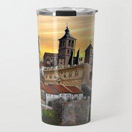 Cogolludo Sunrise Travel Mug