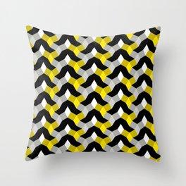 Diamonds in the Rough - Design 4 Throw Pillow