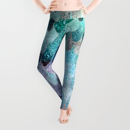 SUMMER MERMAID II Leggings
