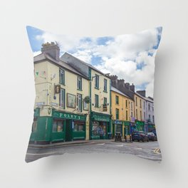 Sligo, Ireland Throw Pillow