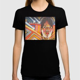 Continental Summit of Indigenous Peoples Mural T-shirt