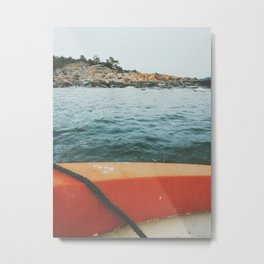 Boat ride in the archipelago II Metal Print