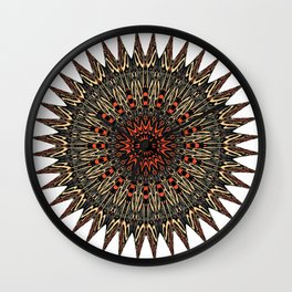 Eyeconique first name Lillian Wall Clock
