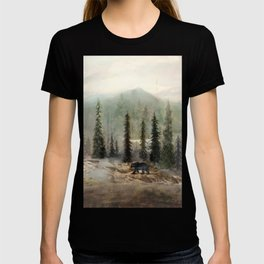 Mountain Black Bear T-shirt