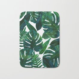 Perceptive Dream || #society6 #tropical #buyart Badematte