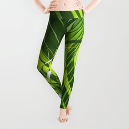 It's All About Greenery Leggings