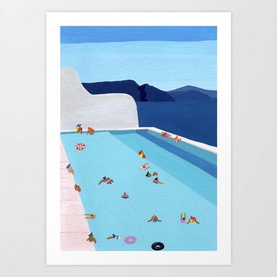 Coastal pool by helobirdie