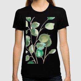 Silver Dollar Eucalyptus T-shirt