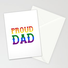 Proud Dad Stationery Cards